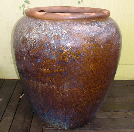 Large Pottery Vases Vase And Cellar Image Avorcor